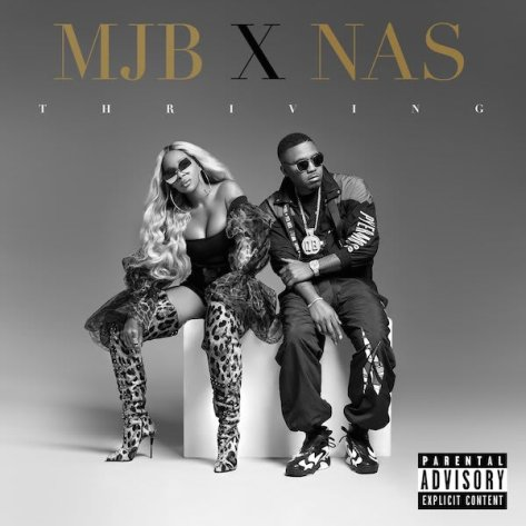 Single Cover Mary J. Blige Nas Thriving
