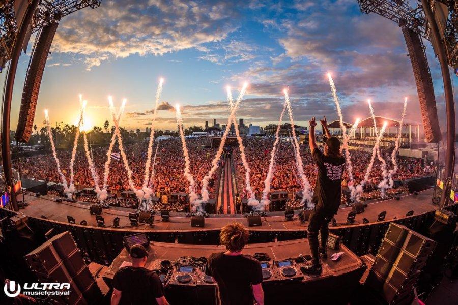 Ultra Music Festival Twitter 2019 April