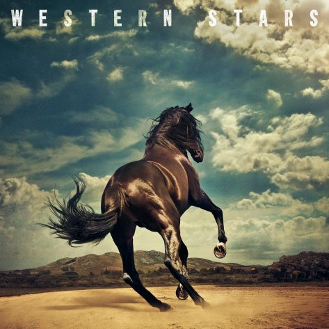 Artwork Album Bruce Springsteen Western Stars