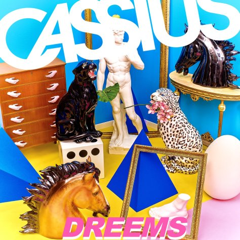 Artwork Album Cassius Dreems