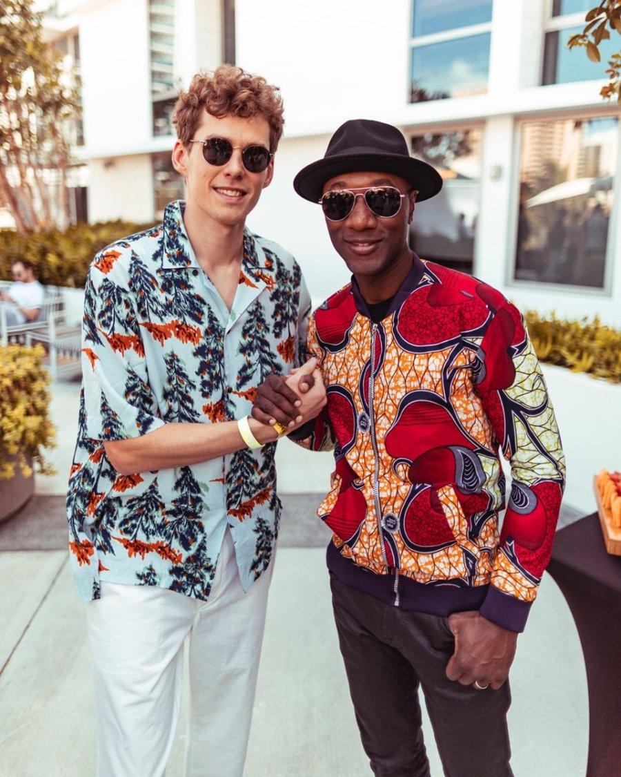 Lost Frequencies Aloe Blacc Twitter 2019 June
