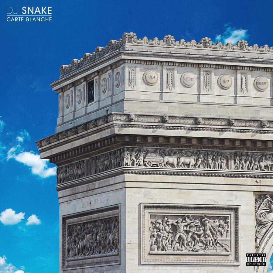 Album Artwork DJ Snake Carte Blanche