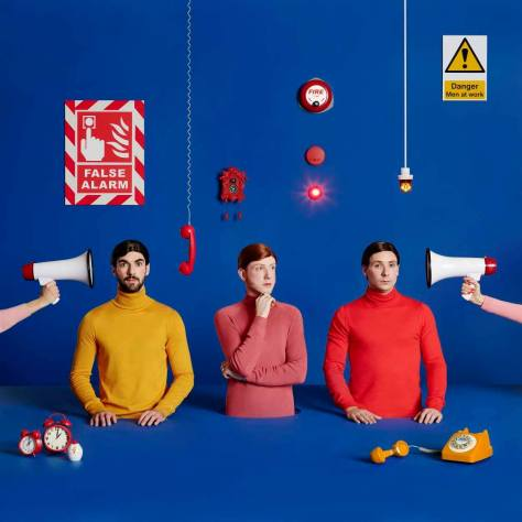Album Artwork Two Door Cinema Club False Alarm