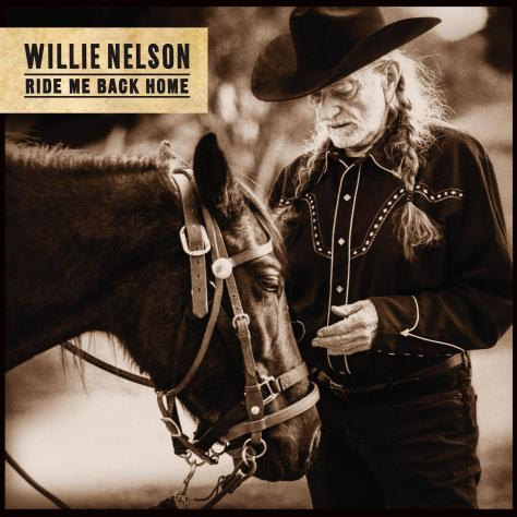 Album Artwork Willie Nelson Ride Me Back Home