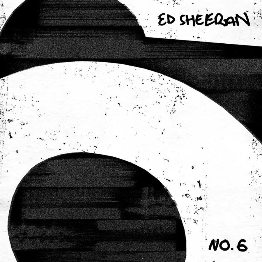 Artwork Album Ed Sheeran No. 6 Collaboration Project