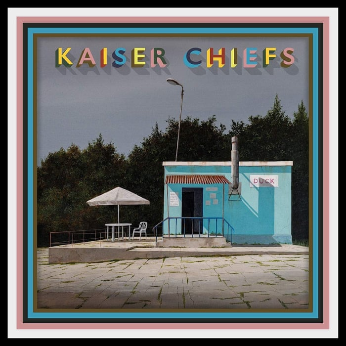 Artwork Album Kaiser Chiefs Duck