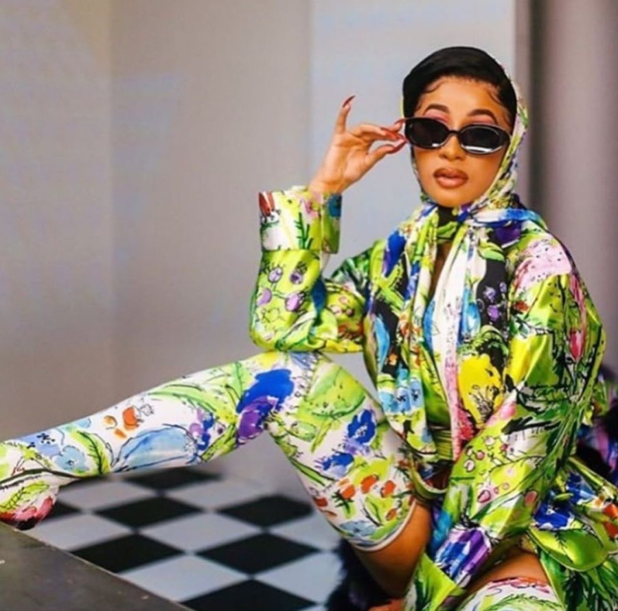 Cardi B Press Video Twitter 2019 June
