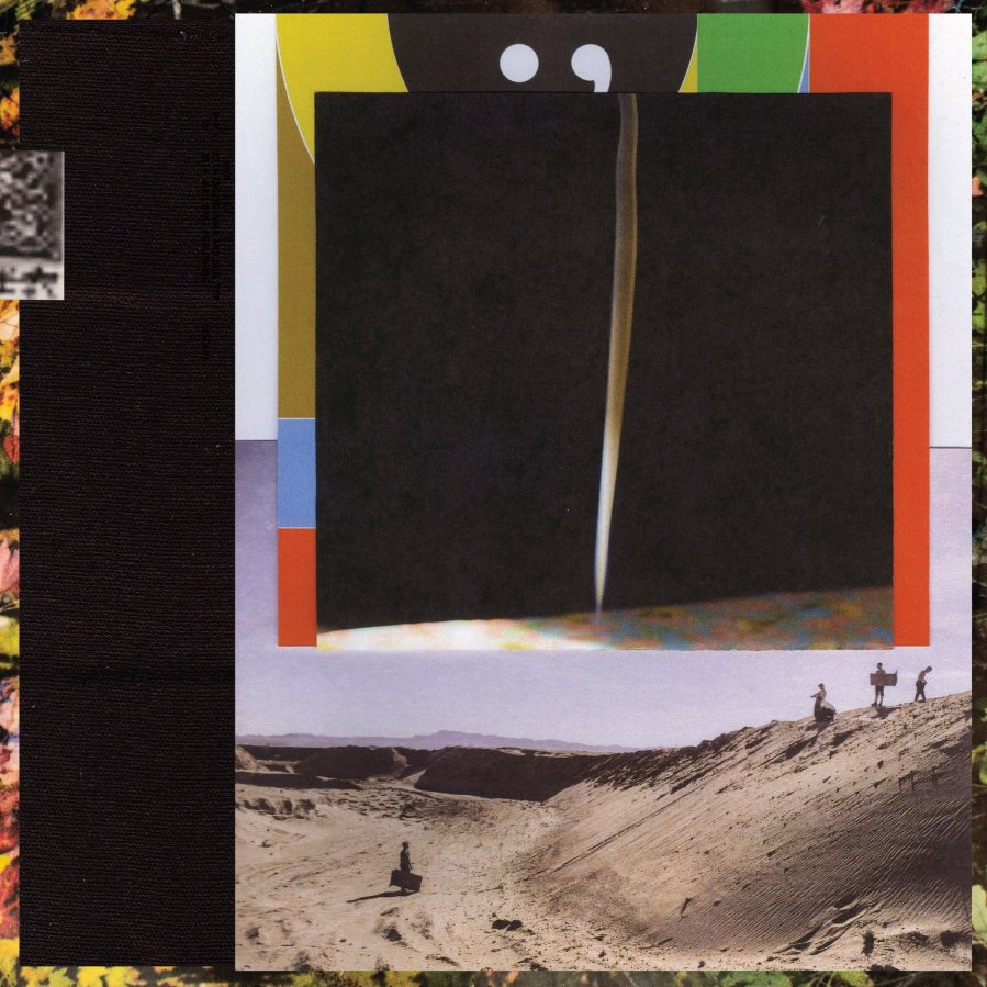 Album Artwork Bon Iver i, i