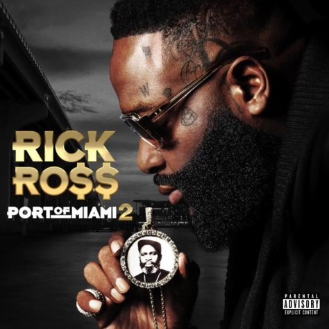 Album Artwork Rick Ross Port of Miami 2