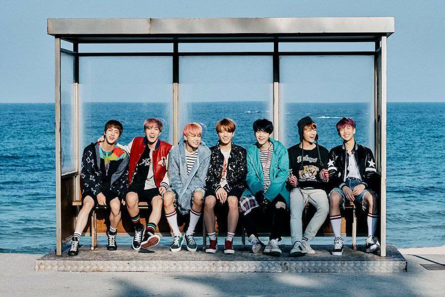 BTS Facebook 2019 August