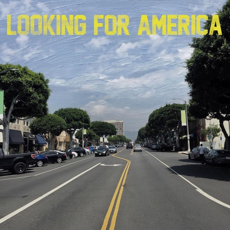 Single Artwork Lana Del Rey Looking for America
