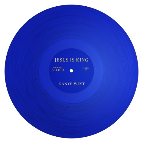Album Artwork Kanye West Jesus Is King