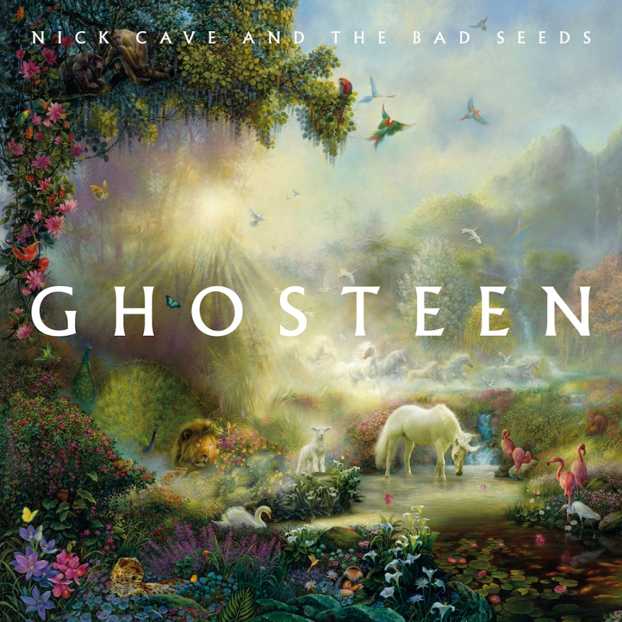 Album Artwork Nick Cave & the Bad Seeds Ghosteen