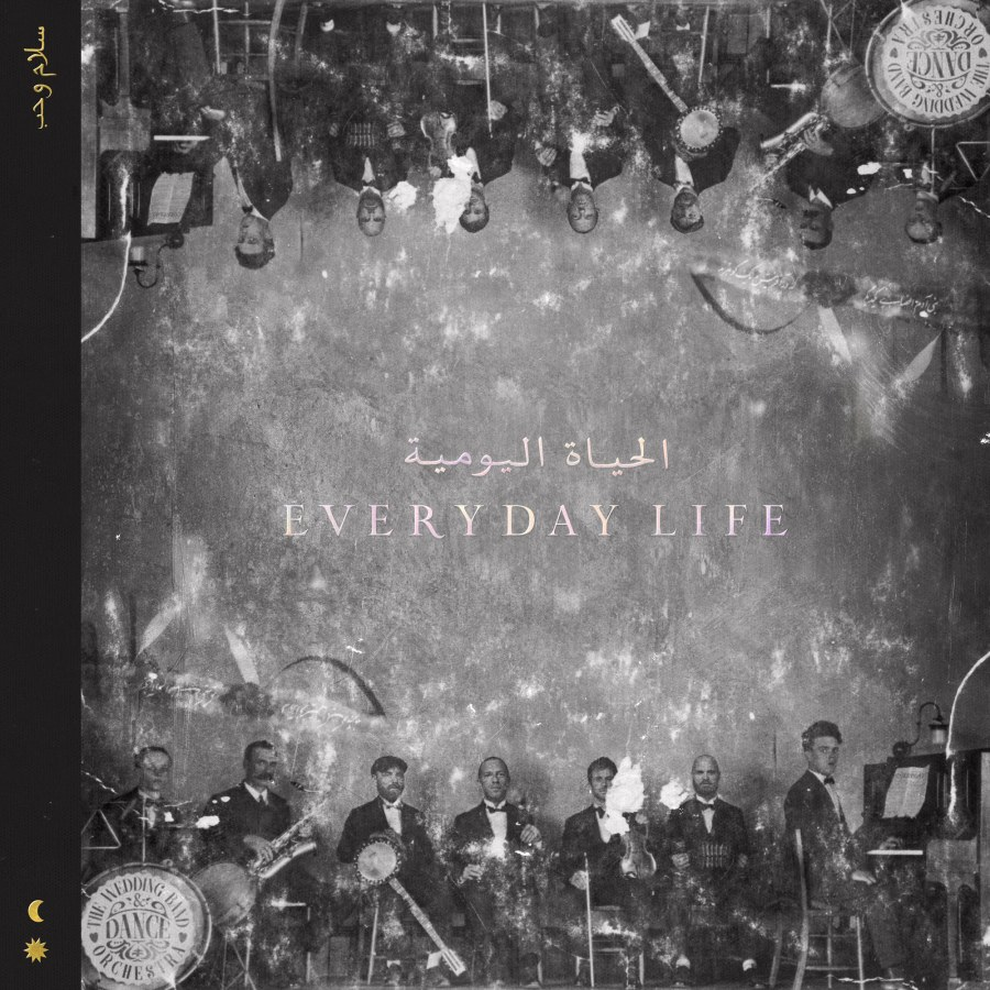Album Artwork Coldplay Everyday Life
