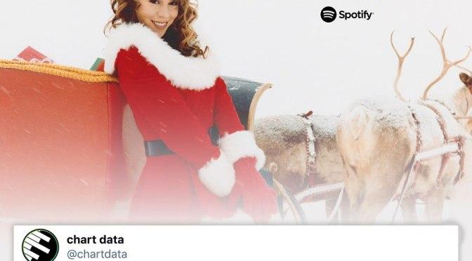 Što stoji iza fenomena pjesme Mariah Carey? Poslovni, radijski i pogled glazbene dive