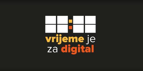 Vrijeme je za Digital Logo