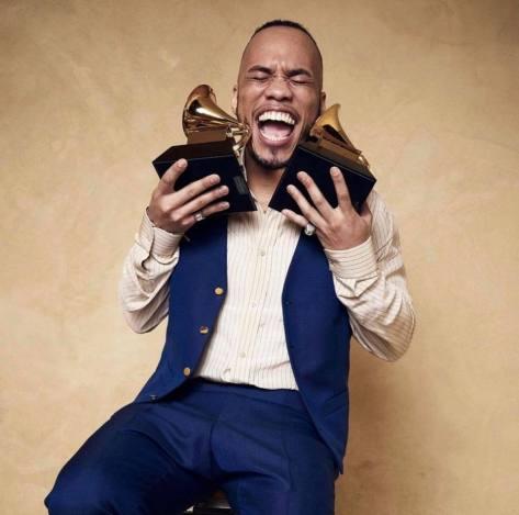Anderson .Paak Grammy 2020 Facebook