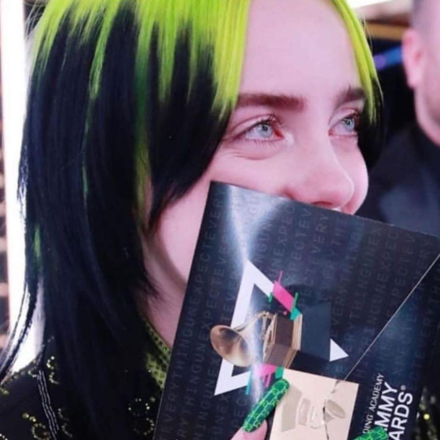 Billie Eilish Post Grammy 2020 Facebook