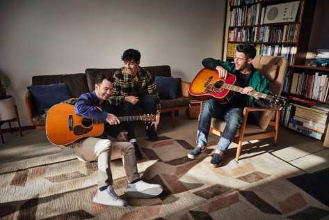 Jonas Brothers Facebook 2019 November 29