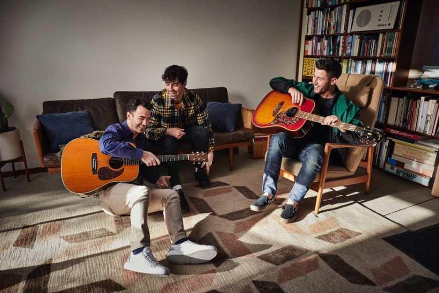 Jonas Brothers Facebook 2019 November 29