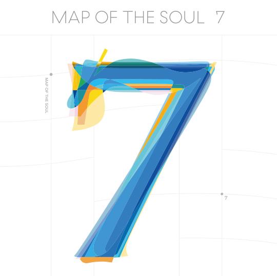 Album Artwork BTS - Map of the Soul 7