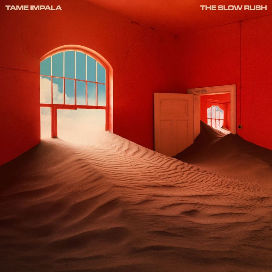 Album Artwork Tame Impala - The Slow Rush