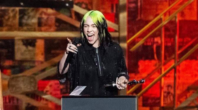 Dodjela BRIT Awards 2020 bila je poligon za izricanje društvenih stavova