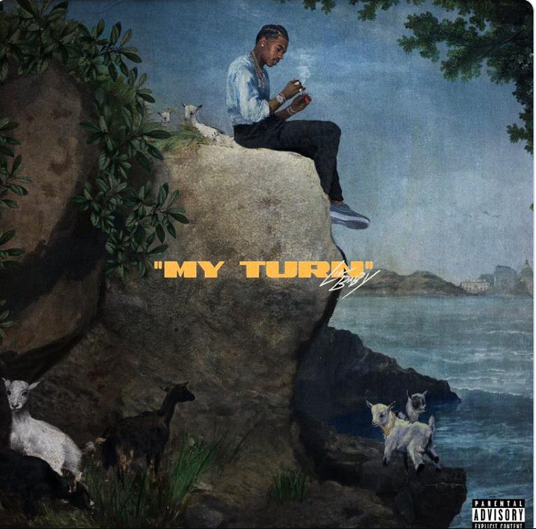 Album Artwork Lil Baby My Turn