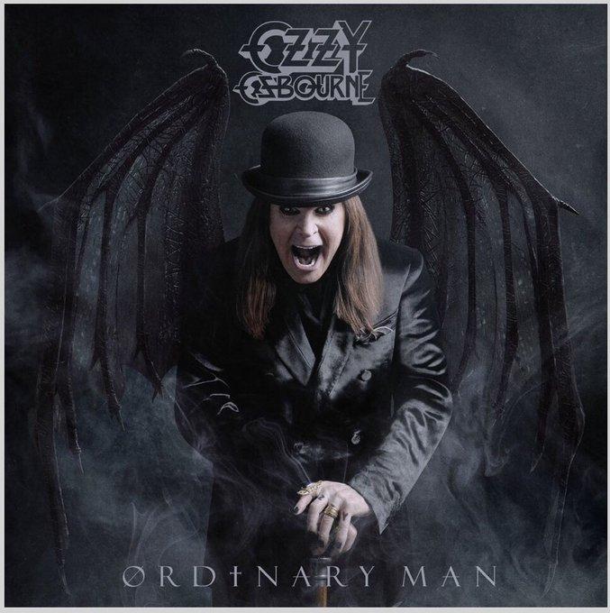 Album Artwork Ozzy Osbourne Orinary Man
