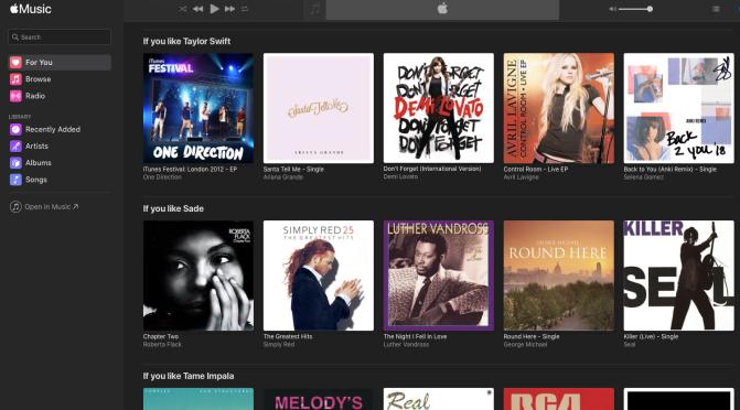 Apple Music bi mogao biti game changer domaće glazbene industrije