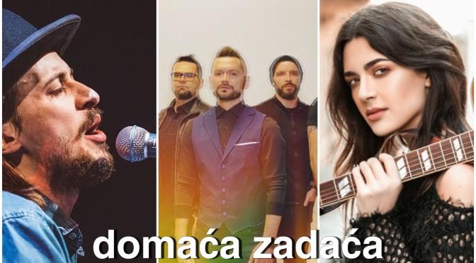Domaća zadaća, četvrti put: Mia Dimšić, J.R. August, Vatra i ostali