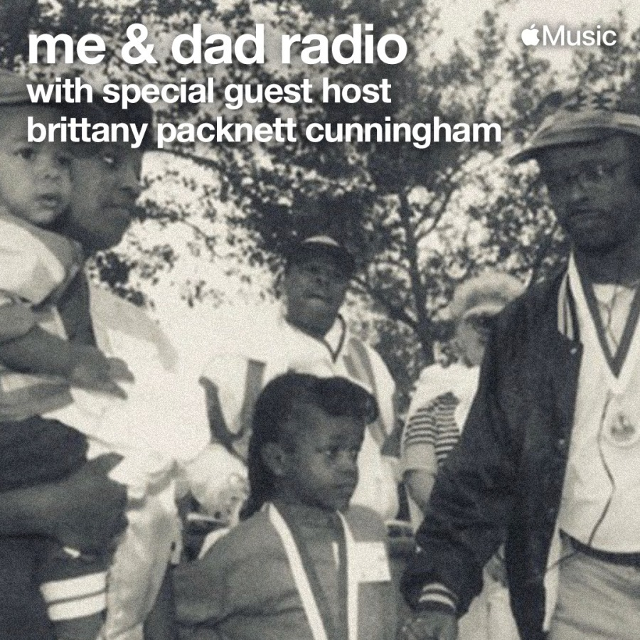 Billie Eilish Me & Dad Radio Brittany Packnett Cunningham