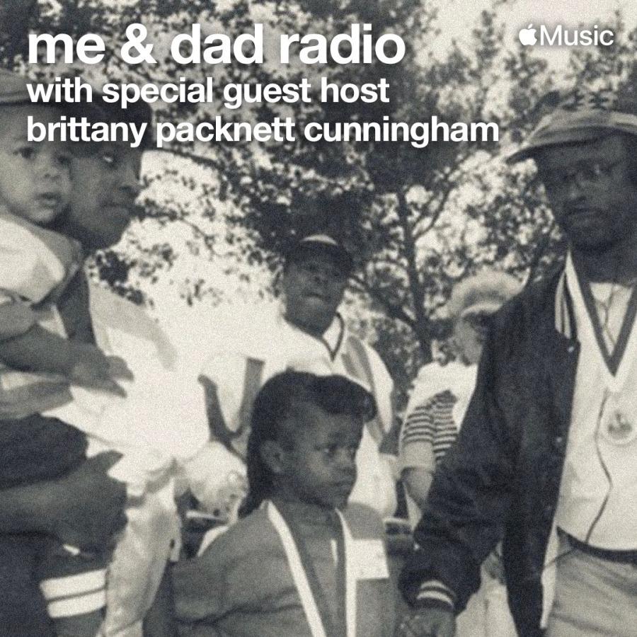 Billie Eilish Me & Dad Radio Brittany Packnett Cunningham