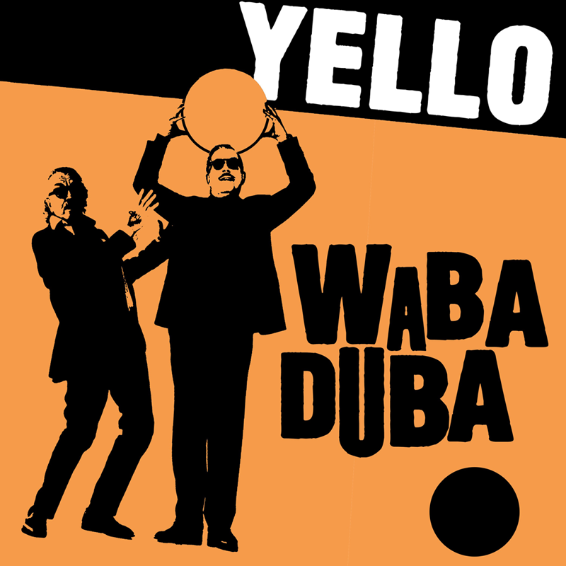 Single Cover Yello Waba Duba